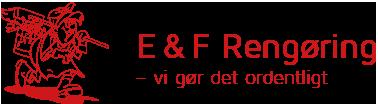 E&F Rengøring
